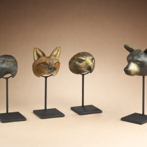 """Animal Spirit Masks"""