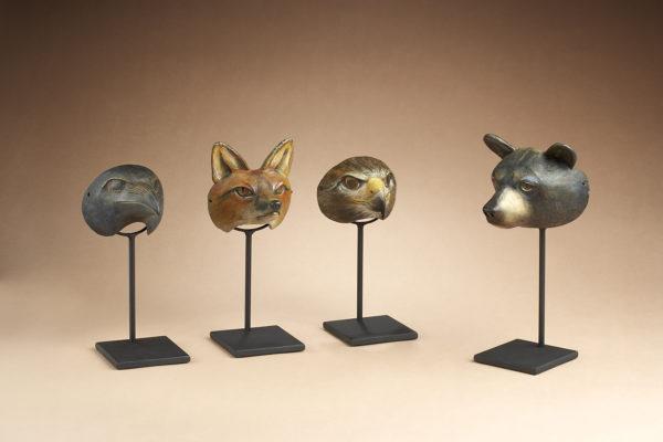 """""""Animal Spirit Masks"""""""