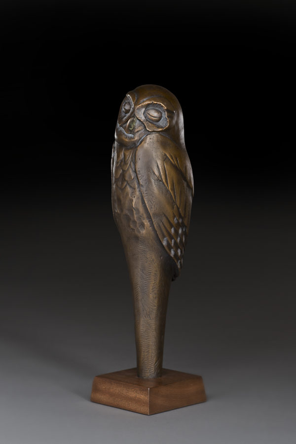"""Dreaming Guardians Owl"""