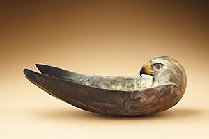 Hib Sabin Hawk Ritual Bowl L