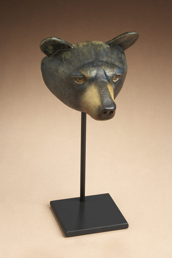"""Black Bear Mask"""