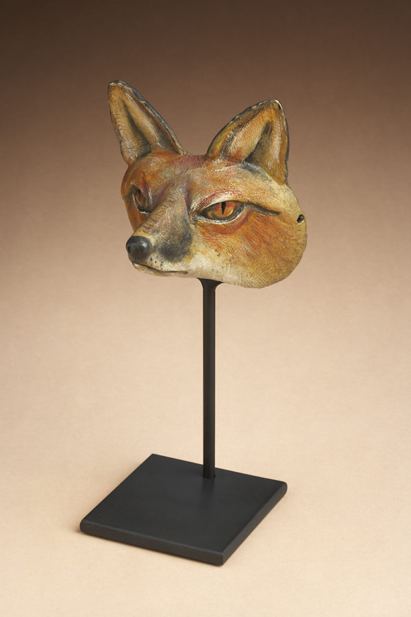 """Red Fox Mask"""