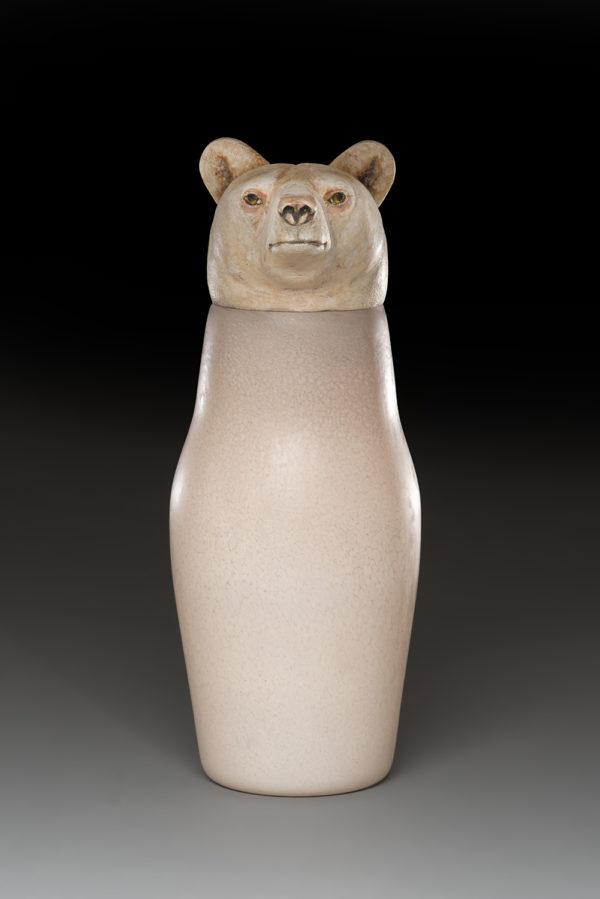 """""""Spirit Bear Jar"""""""