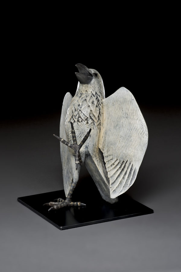 """The Dance: White Raven"""