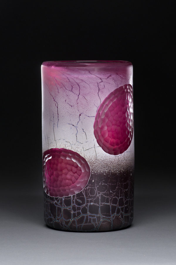 """""""Ruby Red Cylinder"""""""