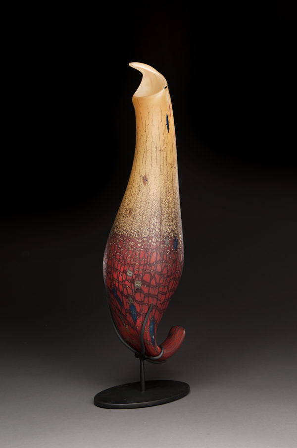 """Tobacco Red Pitcher"""""""