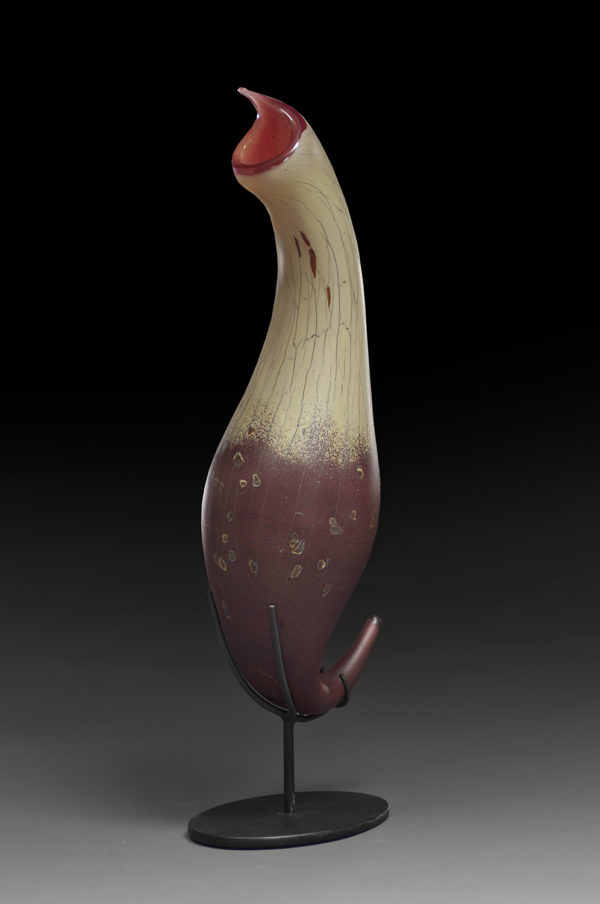 """Tobacco Ruby Pitcher"""