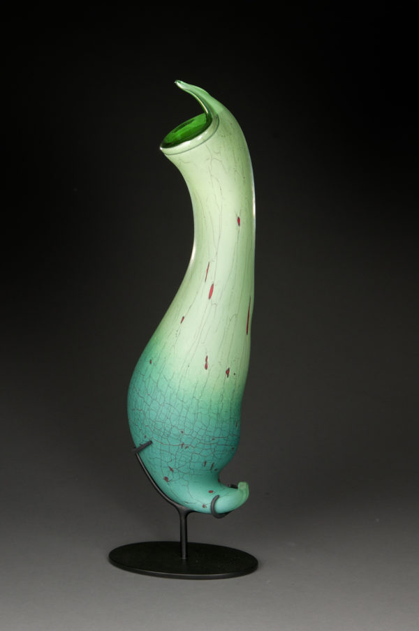 """""""Light Green Turquoise Pitcher"""""""