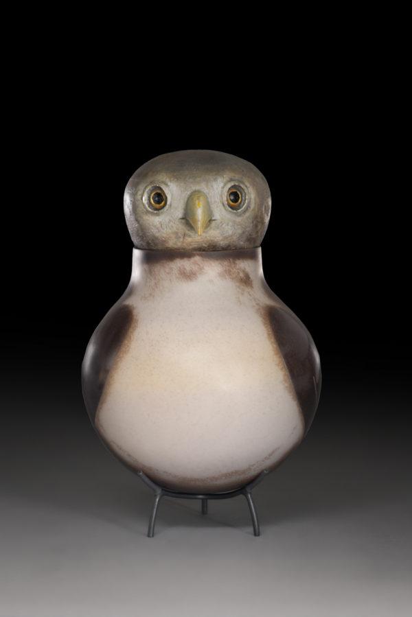 """Owl Vessel"""