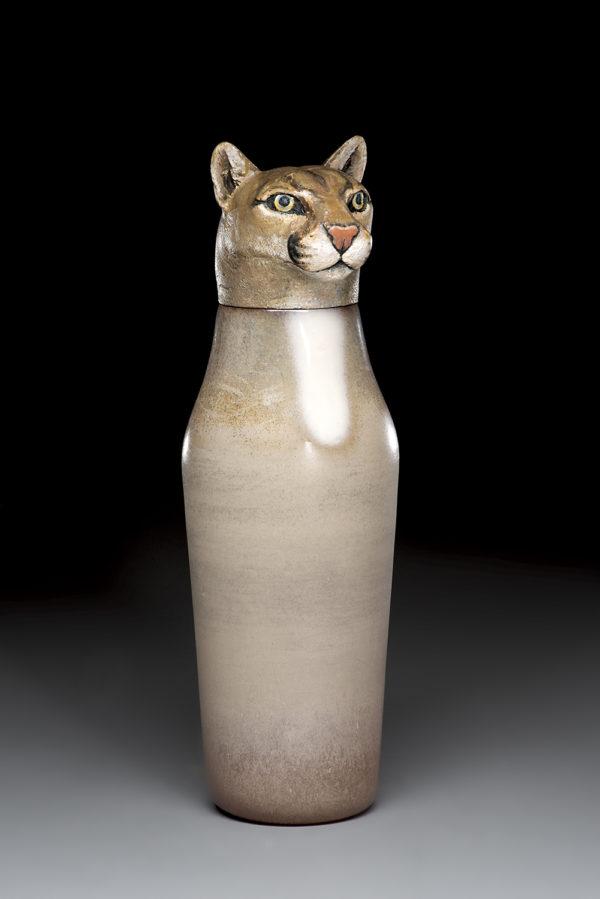 """""""Cougar Spirit Jar"""""""